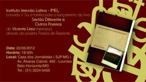 Convite - Sertão Diferente e Outros Poemas