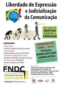 cartaz_FNDC com sindutmg e sem viveiros