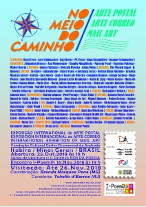 Flyer NO MEIO DO CAMINHO