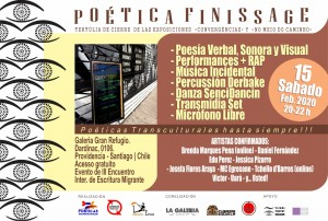 Poetica Finissage